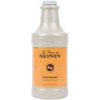Monin 64 oz. Caramel Flavoring Sauce