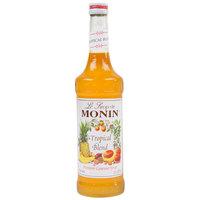 Monin 750 mL Premium Tropical Blend Flavoring / Fruit Syrup