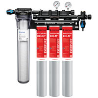 Everpure EV9761-23 Coldrink 3-XCLM+ Water Filtration System with Pre-Filter - 5 Micron and 6/5.01/3 GPM
