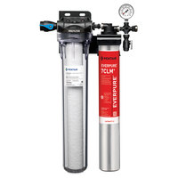 Everpure EV9771-21 Coldrink 1-7CLM+ Water Filtration System with Pre-Filter - 5 Micron and 1.67/1.33/1 GPM
