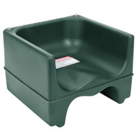 Cambro 200BC519 Dual Seat Booster Chair - Green