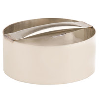 American Metalcraft RDC7 7 inch x 3 inch Stainless Steel Dough Cutting Ring