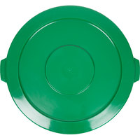 44 Gallon Green Trash Can Lid