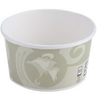 Eco Products EP-BRSC12-EW Evolution World 12 oz. Soup / Hot & Cold Food Cup - 25 / Pack