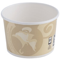 Eco Products EP-BRSC8-EW Evolution World 8 oz. Soup / Hot & Cold Food Cup - 50 / Pack