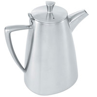 Vollrath 46302 Triennium 1.06 Qt. Satin-Finished Stainless Steel Coffee Pot