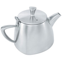 Vollrath 46307 Triennium 12 oz. Satin-Finished Stainless Steel Teapot