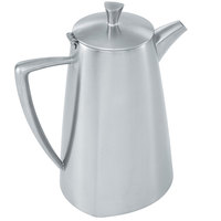 Vollrath 46303 Triennium 2.3 Qt. Satin-Finished Stainless Steel Coffee Pot