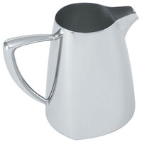 Vollrath 46208 Triennium 9 oz. Mirror-Finished Stainless Steel Open Creamer