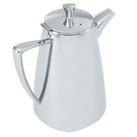 Vollrath 46202 Triennium 1.06 Qt. Mirror-Finished Stainless Steel Coffee Pot
