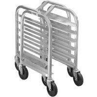 Channel HT315N 15 Pan End Load Nesting Bun / Sheet Pan Rack - Assembled
