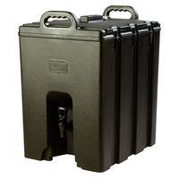 Carlisle LD1000N03 Cateraide Black 10 Gallon Insulated Beverage Dispenser