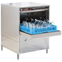 CMA L-1C Low Temperature Undercounter Glasswasher with 11 inch Door Opening - No Heater, 115V