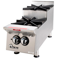 Star 802HA-SU Ultra Max 2 Burner Step Up Countertop Range / Hot Plate 60,000 BTU - 12 inch