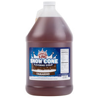 Carnival King 1 Gallon Tamarind Snow Cone Syrup - 4/Case