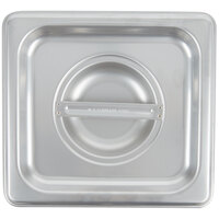 1/6 Size Solid Steam Table / Hotel Pan Cover