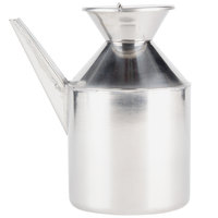 Asian Chef Sauce Dispenser With Square Spout & No Handle