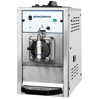 Spaceman 6650 1 Bowl Slushy / Granita Stainless Steel Frozen Drink Machine - 120V