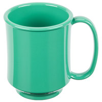 GET SN-104-FG 8 oz. Rainforest Green Tritan Mug - 24/Case