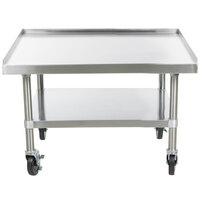Star STAND/C-36 30 inch x 36 inch Heavy-Duty Mobile Equipment Stand