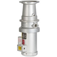 Hobart FD4/125-4 Commercial Garbage Disposer with Long Upper Housing - 1 1/4 hp, 120/208-240V