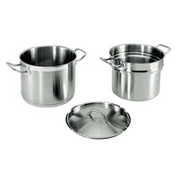 20 Qt Stainless Steel Clad Double Boiler