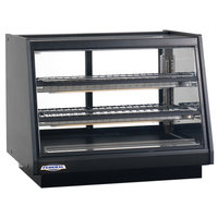 Federal Industries ERR-3628 Elements 36 inch Refrigerated Countertop Display Cabinet - 9.25 Cu. Ft.
