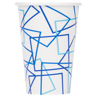 Choice 10-12 oz. Poly Paper Cold Cup   - 50/Pack