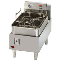 Wells F15 15 lb. Electric Countertop Fryer - 208/240V, 4319/5750W
