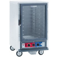 Metro C515-CFC-U C5 1 Series Non-Insulated Heated Proofing and Holding Cabinet - Clear Door