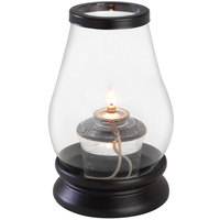 Sterno Products 80382 Draper 7 1/4 inch Clear Lantern