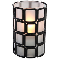 Sterno Products 80426 Manhattan 4 inch Frost Lamp