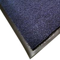 Cactus Mat 1468R-U3 3' x 60' Blue Outdoor Scraper Mat Roll - 3/8 inch Thick