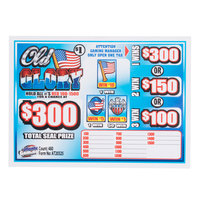 Honor Country Pack 1 Window Pull Tab Tickets - 480 Tickets per Deal - Total Payout: $365