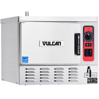 Vulcan C24E05-2 5 Pan Boilerless/Connectionless Electric Countertop Steamer - 240V, 12 kW