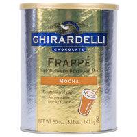 Ghirardelli 3.12 lb. Mocha Frappe Mix