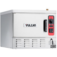 Vulcan C24EA3-3 3 Pan Electric Countertop Convection Steamer with Deluxe Controls - 208V, 9.25 kW