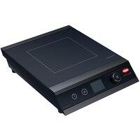 Hatco IRNG-PC1-14 Black Countertop Induction Range / Cooker - 120V, 1440W