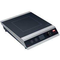 Hatco IRNG-PC1-18 Stainless Steel Countertop Induction Range / Cooker - 120V, 1800W