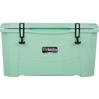 Seafoam 60 Qt. Extreme Outdoor Grizzly Merchandiser / Cooler