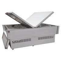Polar Temp IBM600 600 lb. Clear Ice Block Maker - 9.2 cu. ft.