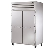 True STG2F-2S Specification Series Two Section Solid Door Reach In Freezer - 56 Cu. Ft.
