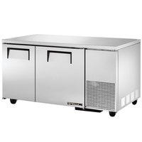 True TUC-60-32 60 inch Extra Deep Undercounter Refrigerator
