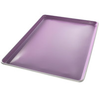 Chicago Metallic 60690 Allergen Management Full Size 16 Gauge Aluminum Sheet Pan - 17 13/16 inch x 25 13/16 inch