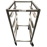 Channel 503LS Stainless Steel Lug Rack - 3 Lug Capacity