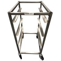 Channel 503LS Stainless Steel Lug Rack - 3 Lug Capacity