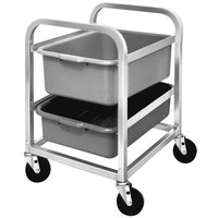 Channel 502LS Stainless Steel Lug Rack - 2 Lug Capacity