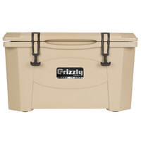 40 Qt. Tan Extreme Outdoor Grizzly Merchandiser / Cooler