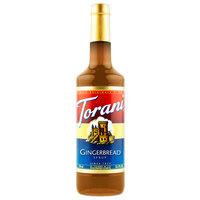 Torani 750 mL Gingerbread Flavoring Syrup