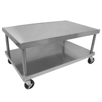 Vulcan STAND/C-48 30 inch x 49 inch Stainless Steel Mobile Equipment Stand